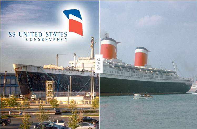 SS United States Conservancy: Jim Pollin Propeller Pledge